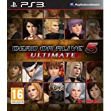 Dead or Alive 5 - Ultimate (PS3) by Koei