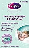 Calpol Nachfüllpack für Inhalationsgerät mit Nachtlicht, 2-er Pack zu je 5 Pads