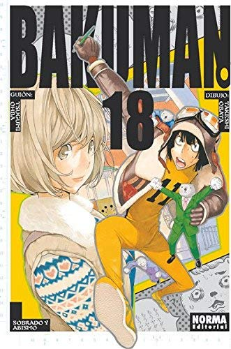 Bakuman 18 by Takeshi Obata;Tsugumi Obha(2013-08-01)