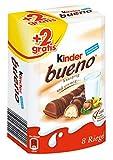 Bambini Bueno 6chiavistello cioccolato-129g