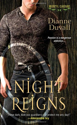 Night Reigns (Immortal Guardians)