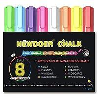 Newdoer Coloured Liquid Chalk Markers