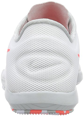 Nike Studio Trainer 2 Damen Hallenschuhe Weiß (White/Hot Lava-Grey Mist)