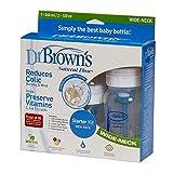 Dr Brown's Natural Flow Wide-Neck Starter Kit