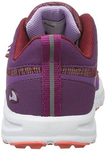 Viking Kollen, Chaussures Multisport Outdoor mixte enfant Violett (Plum/Dark Pink)