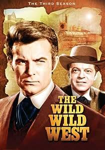 Wild Wild West: Complete Third Season [DVD] [Region 1] [US Import] [NTSC]