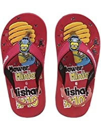 Minions Boy's Flip-Flops and House Slippers