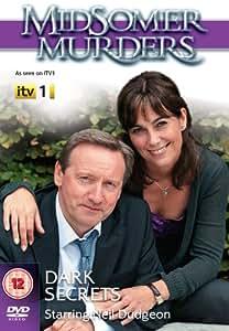 Midsomer Murders Series 14: Dark Secrets [DVD]