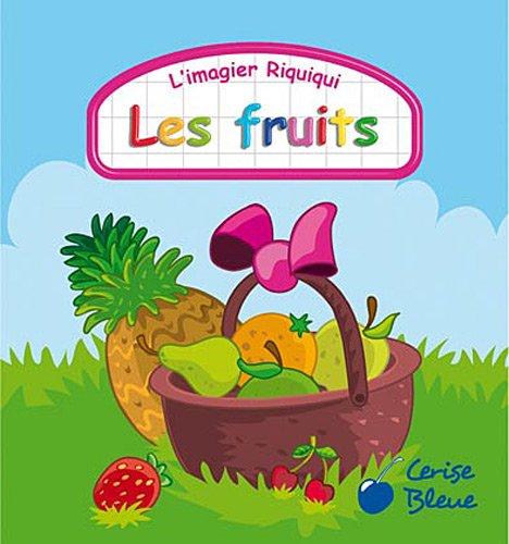 Fruits (Imagiers Riquiqui)