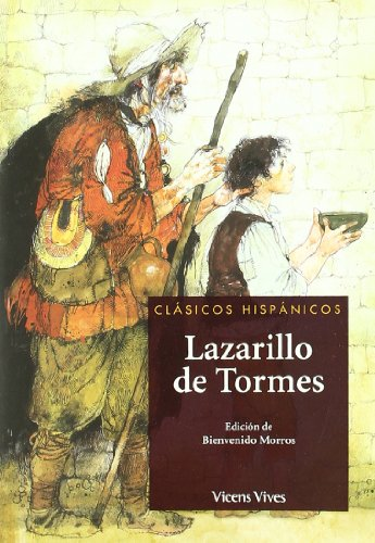 El lazarillo de tormes (ch n/e) (clásicos hispánicos)