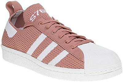 Adidas Superstar 80's Primeknit Slip-On Mujer Zapatillas Rosa