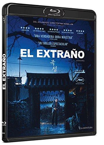 El Extraño (Goksung) [Blu-ray] 51JAq3nqlwL