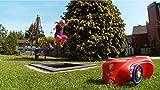 """Eurotramp Kidstramp """"Playground Mini"""" Sprungtuch eckig"""