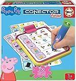 Educa Borrás- Peppa Pig Juego Conector (16230)