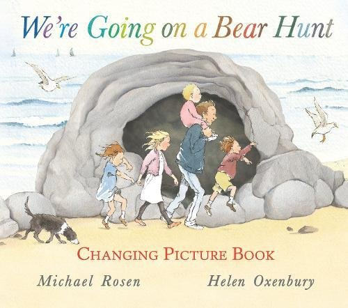 We're Going on a Bear Hunt (Changing Picture Book)