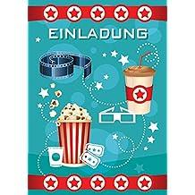 Suchergebnis auf f r kino einladungskarten for Amazon einladungskarten