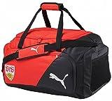 PUMA VfB Liga M Bag Tasche, Ribbon Red White, UA