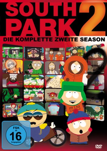 South Park - Season 2 [3 DVDs]
