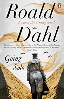 Going Solo by [Dahl, Roald]