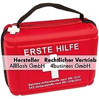 EVA-Verbandstasche TWIN DIN 13157 / 13164 preisvergleich bei billige-tabletten.eu