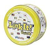PikyKwiky LinkIt Card Game - CapitalOf Theme