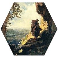 Bilderdepot24 Immagine su telaio a cunei Carl Spitzweg - Antichi Maestri
