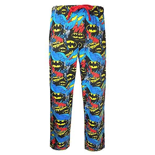 DC-Comic-Pantaln-de-pijama-para-hombre