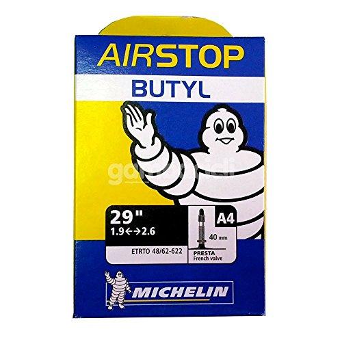 """Camara Michelin 29""""x1.90-2.10 V.Fina"""