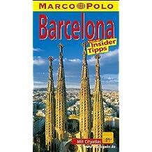 Barcelona. Marco Polo Reiseführer. Reise mit Insider- Tips. Mit Sprachführer und Ausklappkarten (1998-05-05)