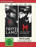 Fritz Lang Filmkunst-Box (Blu-ray) - (Double Feature: 'Fritz Lang' + 'M - Eine Stadt sucht einen Mörder') - bundesweit streng limitiert auf 1.000 Boxen! [Limited Edition] -