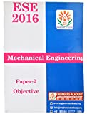 ESE-2016 Mechanical Engineering Objective Solved Paper-2