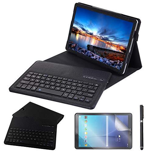 tablet samsung s4 REAL-EAGLE Custodia Galaxy Tab S4 10.5 2018 Bluetooth Tastiera