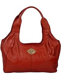Duhita Leather Shoulder Purse Handbag For Women Girls
