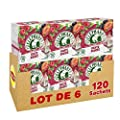 Elephant Infusion Fruits Rouges 120 Sachets (Lot de 6x20 Sachets)