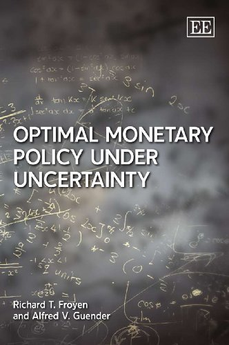 Optimal Monetary Policy Under Uncertainty by Richard T. Froyen (2008-12-30) par Richard T. Froyen;Alfred V. Guender