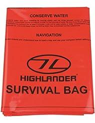 Highlander Double Survival Waterproof Bivi Bag / Improvised Shelter