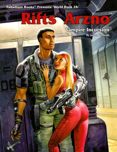 Rifts Wb28 Arzno Vampire (Rifts World Book)