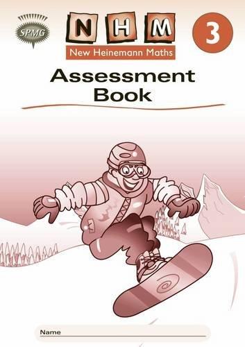 New Heinemann Maths Yr3, Assessment Workbook (8 Pack): Year 3