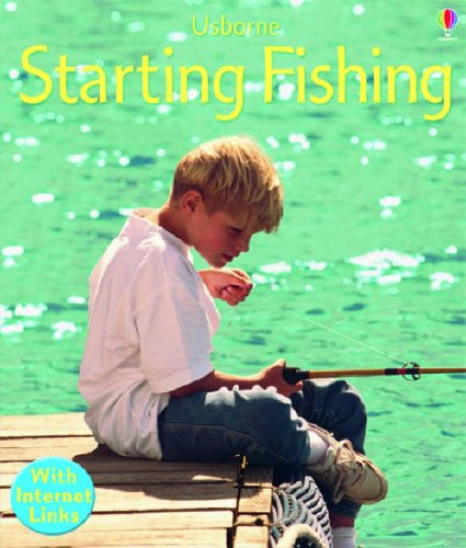 STARTING FISHING (USBORNE FIRST SKILLS) SPORTS BEST PRICE REVIEW UK