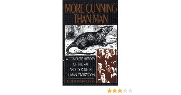 More Cunning Than Man: A Socia...