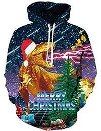 Sudadera de Dragón - Merry Christmas