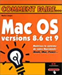 Mac OS 8.6 et 9