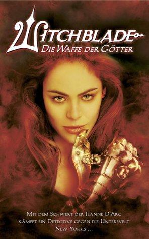 Preisvergleich Produktbild Witchblade - Die Waffe der Götter [VHS]
