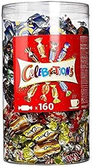 Celebrations blisterbox, 1,4 kg multipack met 160 bonbons