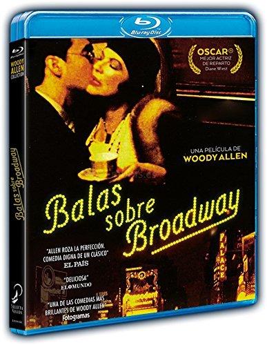 Preisvergleich Produktbild Bullets Over Broadway (Bullets Over Broadway,  Spanien Import,  siehe Details für Sprachen)