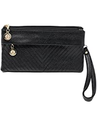 Fusine™ Premium Quality Purse Cum Sling Bag Pu-Synthetic Leather Material Wallet & Card Holder For Women