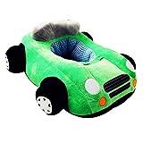 MagiDeal Mini Sitzsack Kindersofa Kindersitzsack Sitzkissen Kinderzimmer Sofa Stuhl - Grün