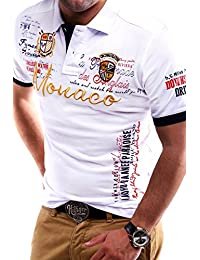 MT Styles Polo MONACO manches courtes T-Shirt MP-304