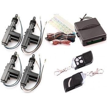 Télécommande centrale verrouillage zv recharge pour vw Ford Mitsubishi