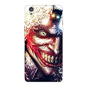 Stylish Crazy Insanity Multicolor Back Case Cover for OnePlus X